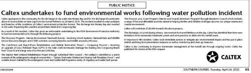 Environmental Works Congwong April 2015